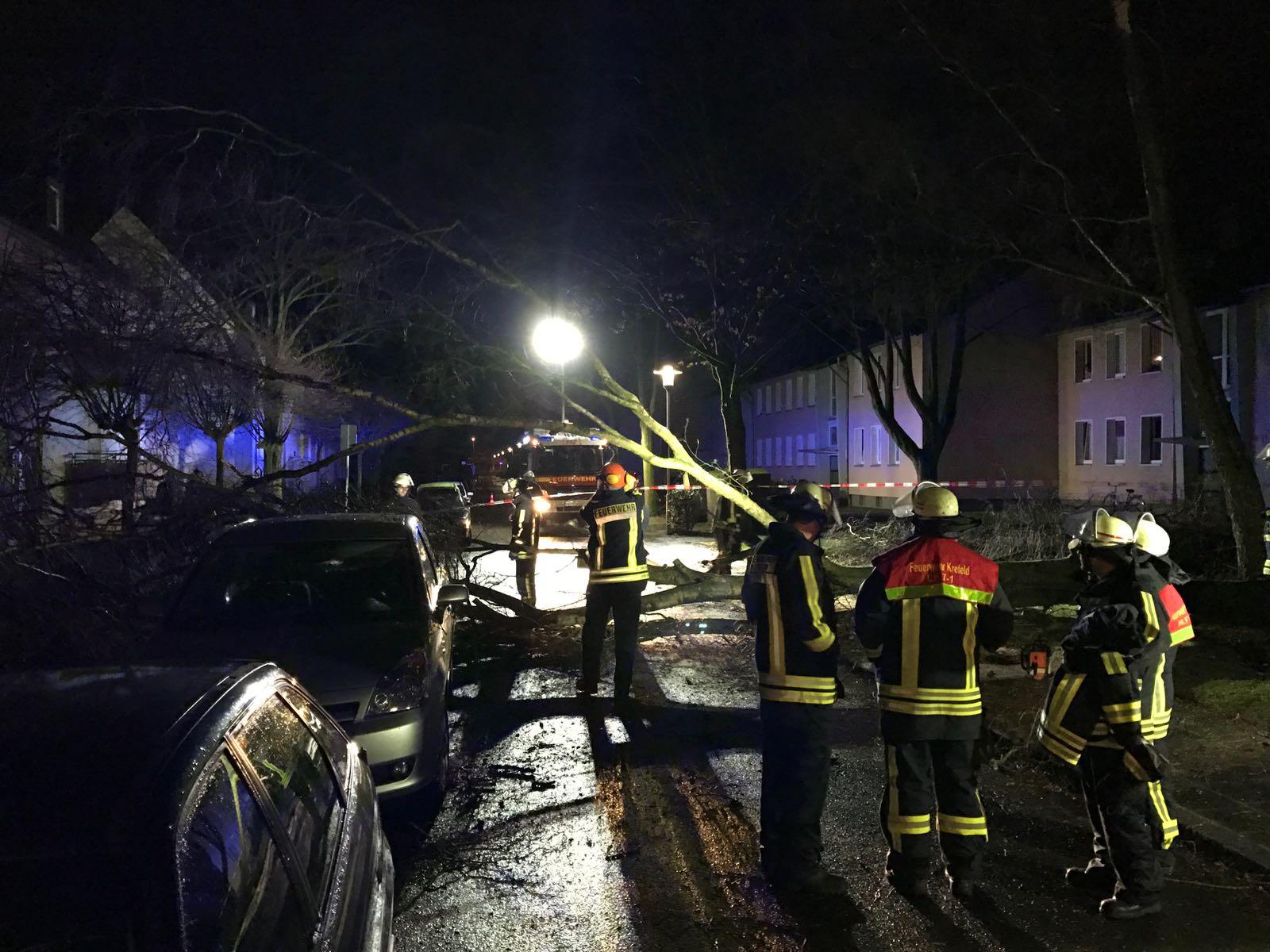 Unwetter U vom 23.02.2017     (C) Freiwillige Feuerwehr Fischeln (2017)