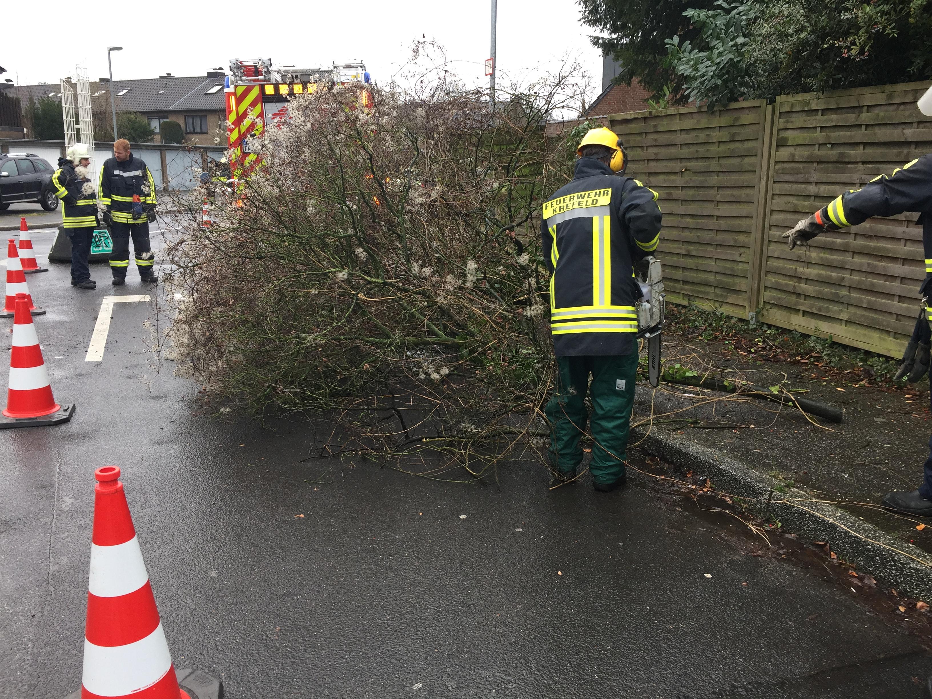 Sturmeinsatz (klein) vom 03.01.2018  |  (C) Freiwillige Feuerwehr Fischeln (2018)