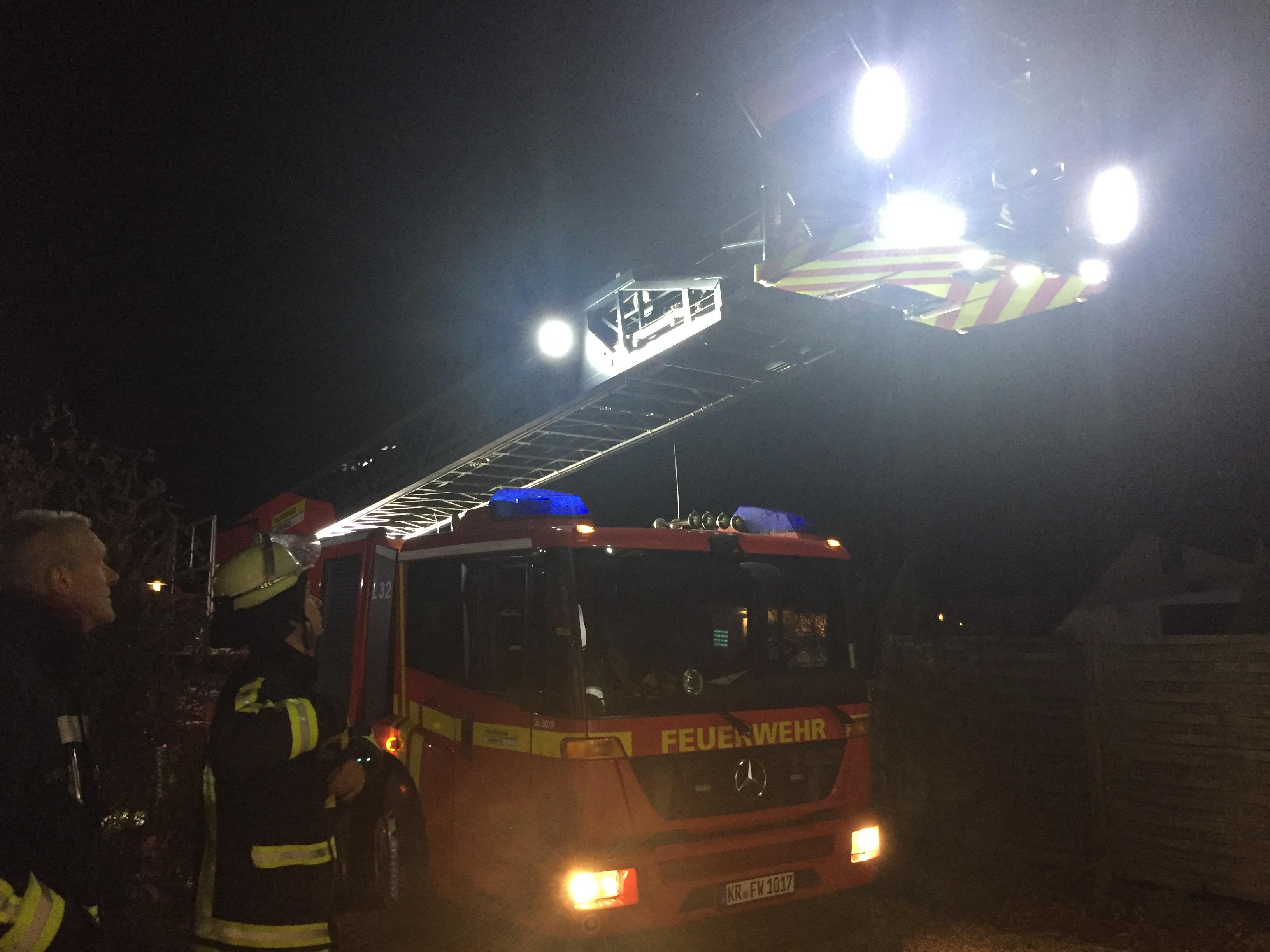 Unwetter U vom 18.01.2018  |  (C) Freiwillige Feuerwehr Fischeln (2018)