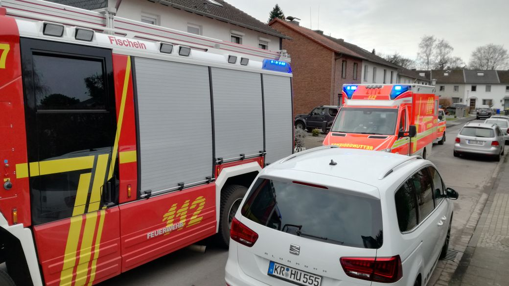First Responder vom 04.02.2018  |  (C) Freiwillige Feuerwehr Fischeln (2018)