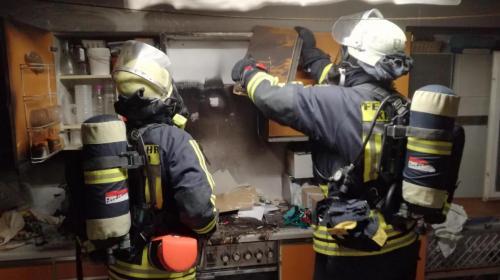 01.02.18 - Wohnungsbrand, Bruderschaftsweg